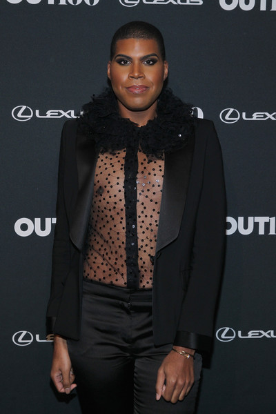 Magic Johnson's Son Attends the Out Gala