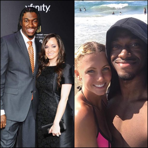 RG3's Soon to be Ex Wife Goes Absolutely HAM On Twitter?