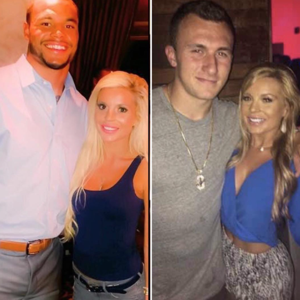 Football Groupie Apologizes To Dak Prescott Before Giving Interview About Him?