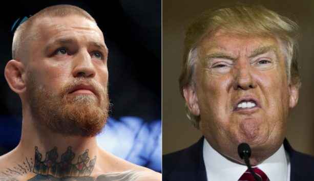 What Does Conor McGregor think of Donald Trump?