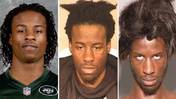 Former Jets Cornerback Wins Mugshot of the Year