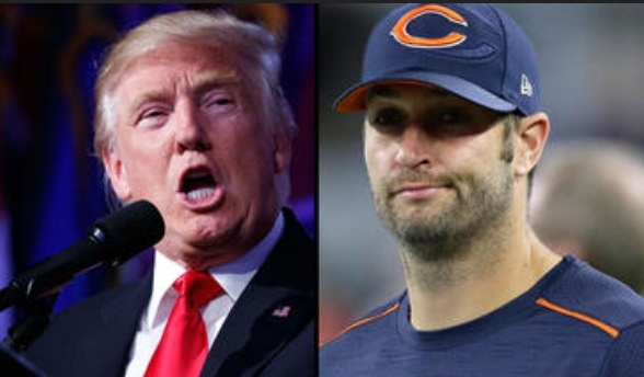 Jay Cutler Is All About Donald Trump