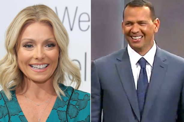 A-Rod Joining Kelly Ripa on Live