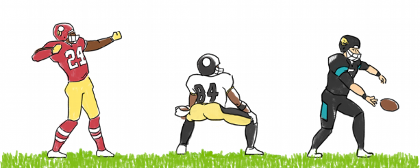 Animating the best No Fun League celebrations