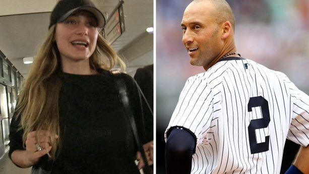 Hannah Jeter is Pregnant with the Captain's Baby?