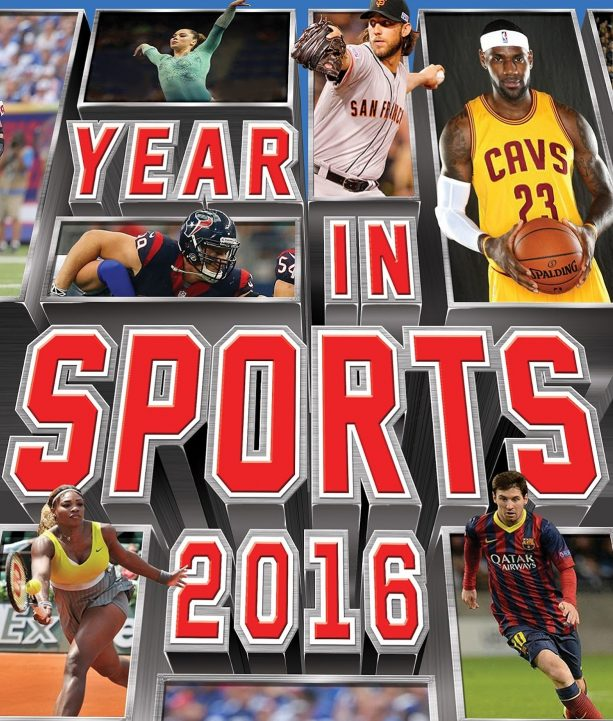 A Year in Sports Video Compilation
