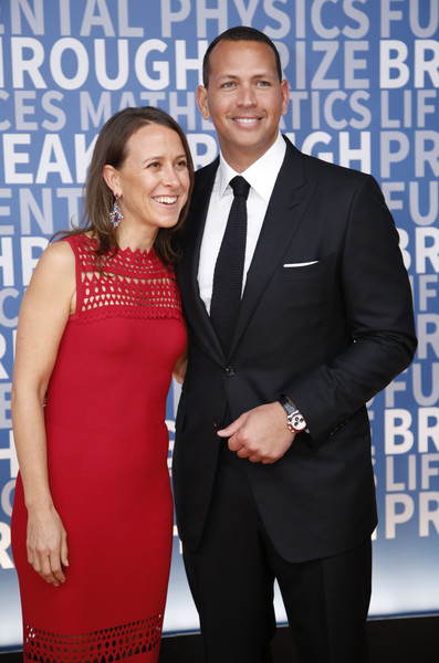 A-Rod and Billionaire Girlfriend Hit the Red Carpet
