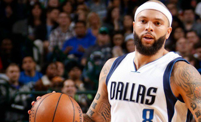 Fan Give Deron Williams the Business