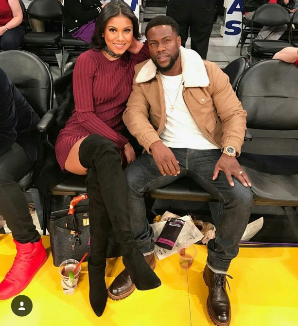 Kevin Hart Plays Fanboy on Christmas Day