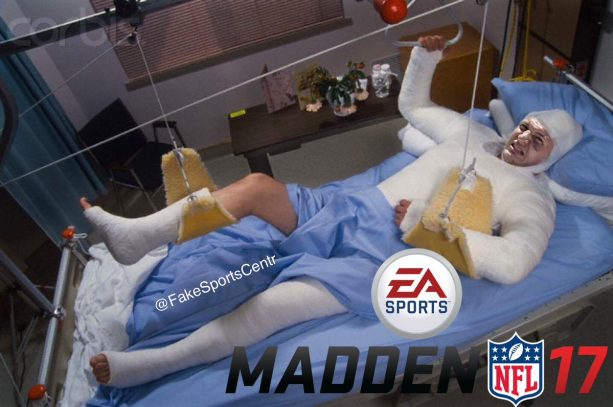 The Madden Curse is Still Alive and Well