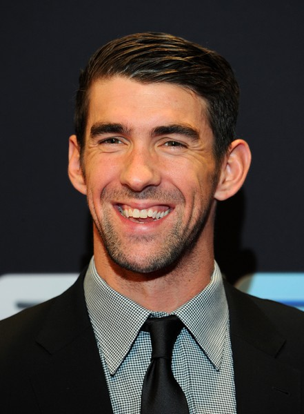 Michael Phelps and Wife Hit up Another Awards Show