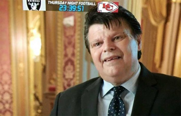 Former NFL Sack Leader Mark Gastineau Alive And Well