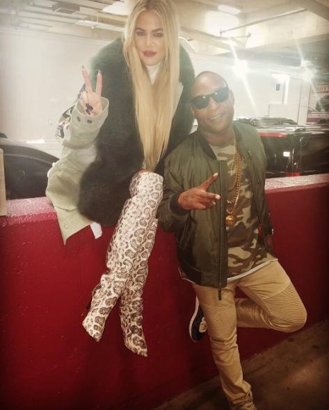LeBron's Babysitter Makes Song For The Kardashian's