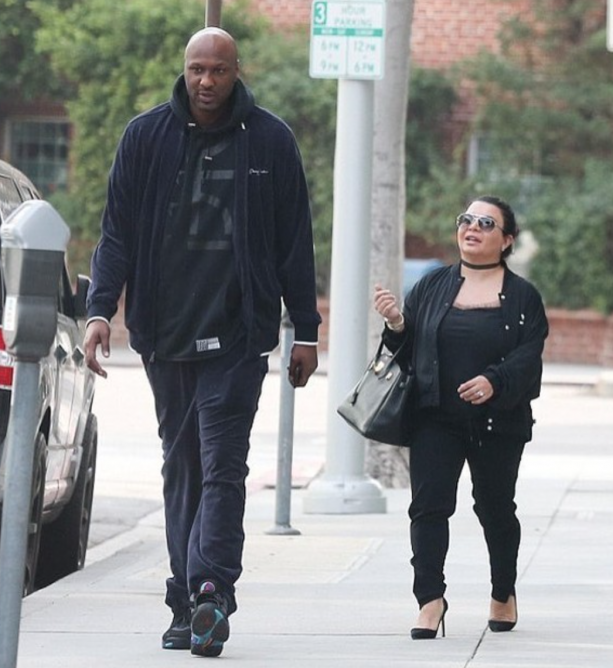 Lamar Odom Mystery Girl Revealed