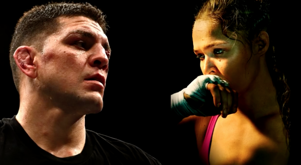 Nick Diaz Blames Ronda Rousey For Him Drinking Alcohol