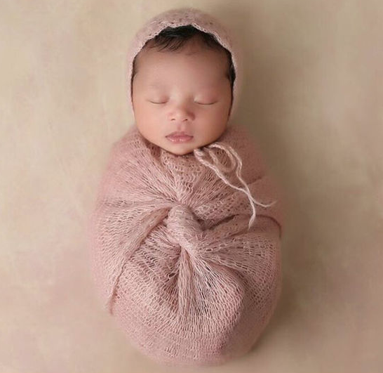 Kobe's Wife Post First New Baby Picture