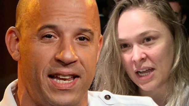 "Ronda Rousey & Vin Diesel Are ""World Of Warcraft"" Buds"