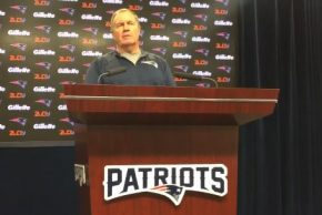 Bill Belichick Addresses The Rob Gronkowski Injury