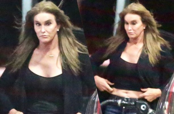 Caitlyn Jenner Loses His Sh*t at the Pump