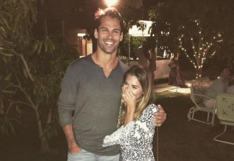 Eric Decker's Putting 2016 Behind Him With His Wife In Mexico