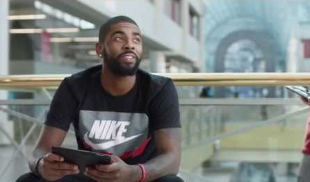 Kids Foot Locker featuring Kyrie Irving