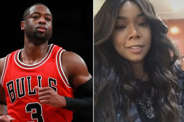 Gabby Union Got a Sweet Gift From D-Wade