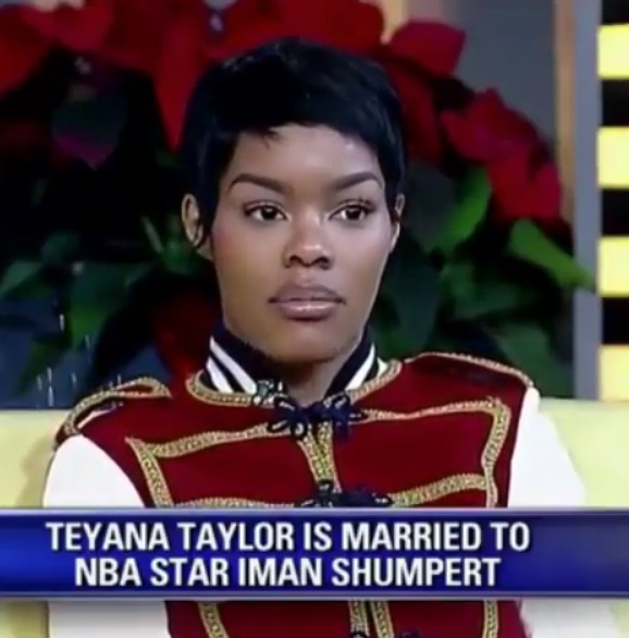Wife of NBA Star Iman Shumpert speaks on Kanye West
