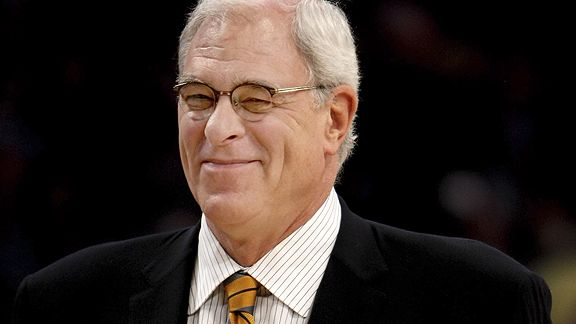 Phil Jackson Says He Got High, Still Gets High?