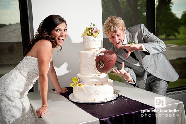 Would you Choose Your Wedding Over The Superbowl?