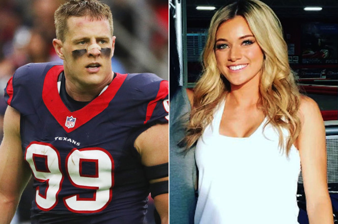 JJ Watt Accidentally Confirms Relationship with Soccer Star