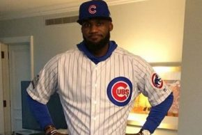 LeBron Settled World Series Bet With Dwyane Wade