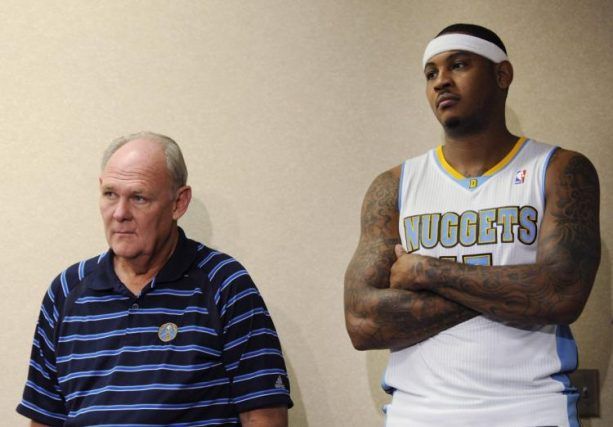 Carmelo Anthony's Take on George Karl's New Tell All Book Bashing Him