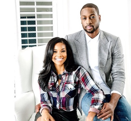 D-Wade's Wife Shuts Down the Rumor-mill