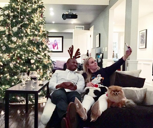 Lindsey Vonn Has a White Christmas with Rams Assistant Coach Boyfriend
