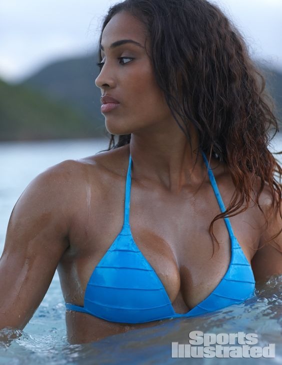 WNBA's Skylar Diggins Shows Off Confidence In 1st Swimsuit Photoshoot