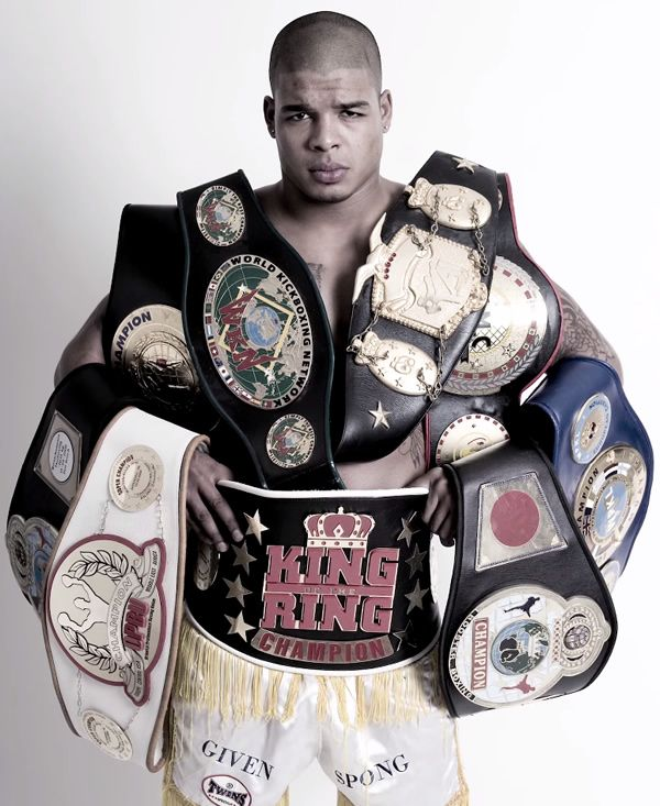 Profesional Kick Boxer Tyrone Spong Will Fight Both Chris Brown & Soulja Boy