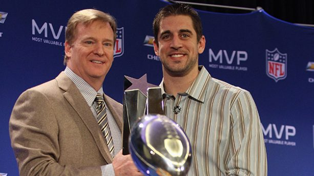 Roger Goodell To Get Involved in Aaron Rodgers Family Feud?