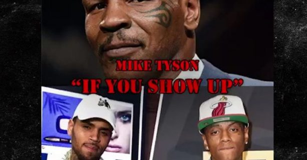 Mike Tyson Drops His Debut Diss Track to Soulja Boy