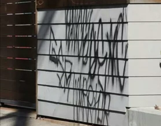 Ronda Rousey's Home Vandalized With Graffiti