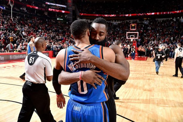 James Harden and Russell Westbrook are the Real Deal