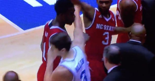 Grayson Allen Continues His Savagery