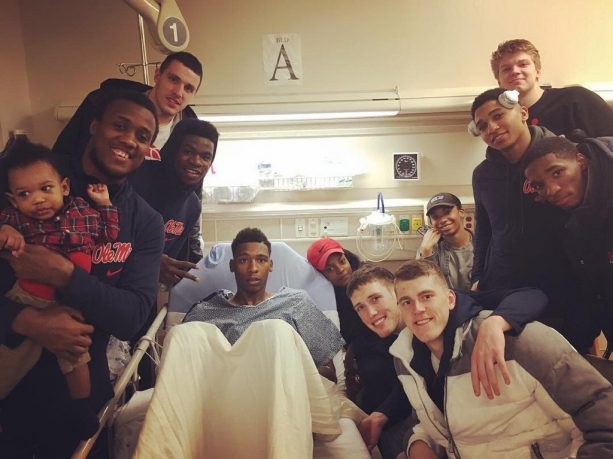 Ole Miss Player Recovering After on Court Seizure