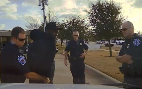 Ricky Williams Racially Profiled Walking Around Town