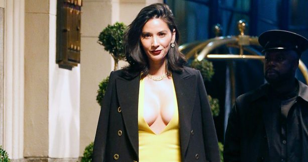 Olivia Munn is Taking all the Blame on Rodgers Family Feud