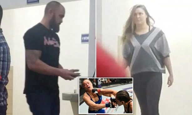 Ronda Rousey Applies For A Concealed Carry Permit