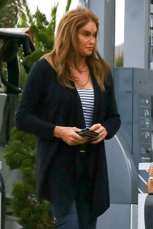 Caitlyn Jenner To Star As The Cowardly Lion From Wizard Of Oz?