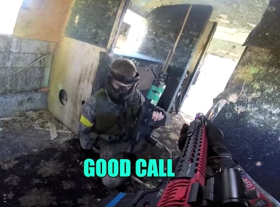Video- Airsoft Noobs