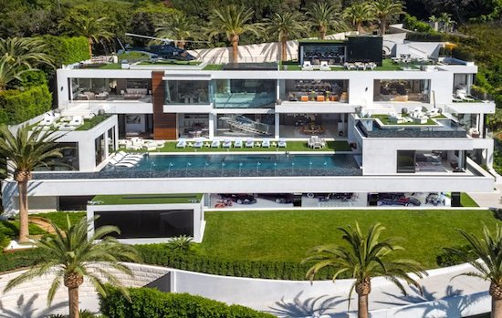 This Is The Most Expensive Home In America