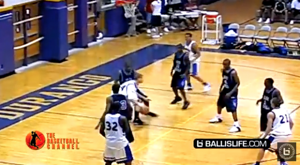 Kevin Durant vs Blake Griffin In High School!