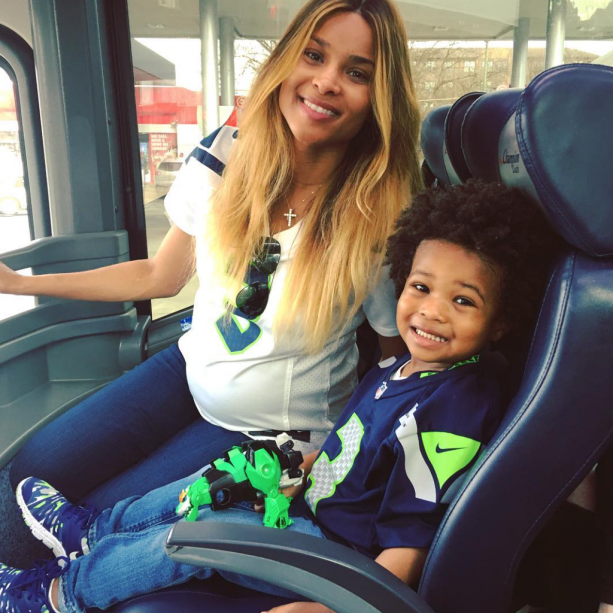 Future Trolls Russell Wilson With Falcons Jersey